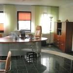 Büro aus Kirschbaum